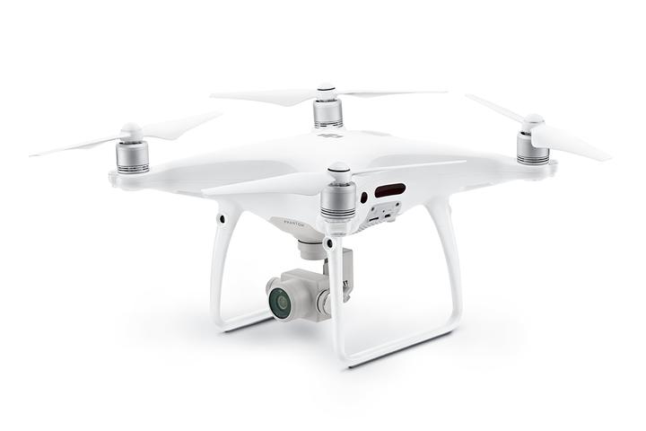 Begutachtung mit einer Drohne